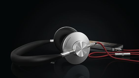 SP3.6 Bower & Wilkins Headphones Design