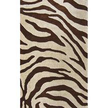 Walmart: nuLOOM Earth Safari Brown Rug