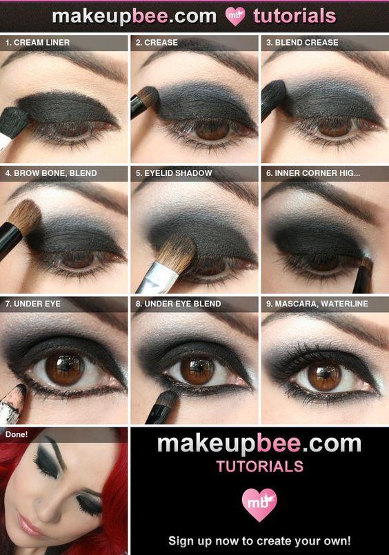 Eye makeup made easy