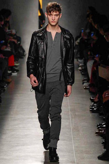 Bottega Veneta | Fall 2014 Menswear Collection | Style.com