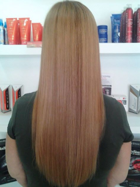 Sharon Services: Brazilian Blowout, hair color, haircut