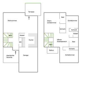 Außen wie in den USA, in Bauweise und Dämmung an hiesige Energiestandards angepasst: Amerikanische Häuser in Deutschland. Das unterscheidet sie von anderen Baustilen.