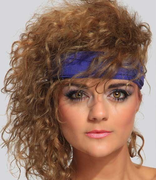 14 Schone Frisuren Der 80er Jahre Trend Bob Frisuren 2019 80s Short Hair 80s Hair 80s Party Outfits