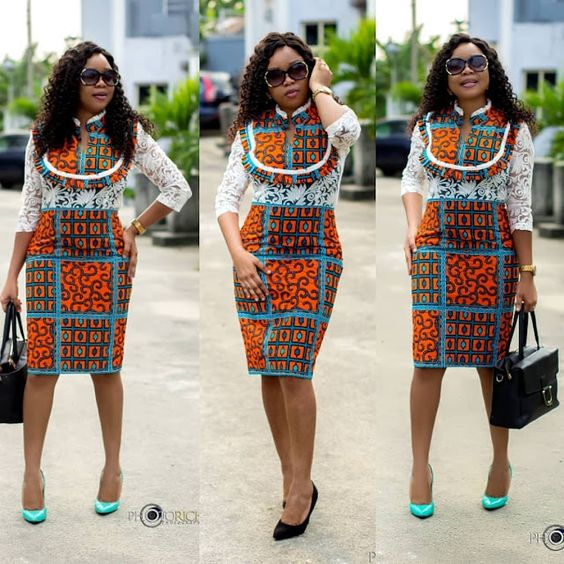 2019 African Print Dress Styles : Chic Fashion Ideas for Ladies This Season - Zaineey's Blog