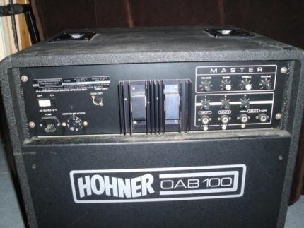 Hohner OAB 100 in Rheinland-Pfalz - Bad Kreuznach | Musikinstrumente und Zubehör gebraucht kaufen | eBay Kleinanzeigen