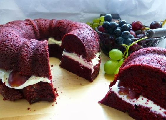 Receta Red Wine... Red Velvet
