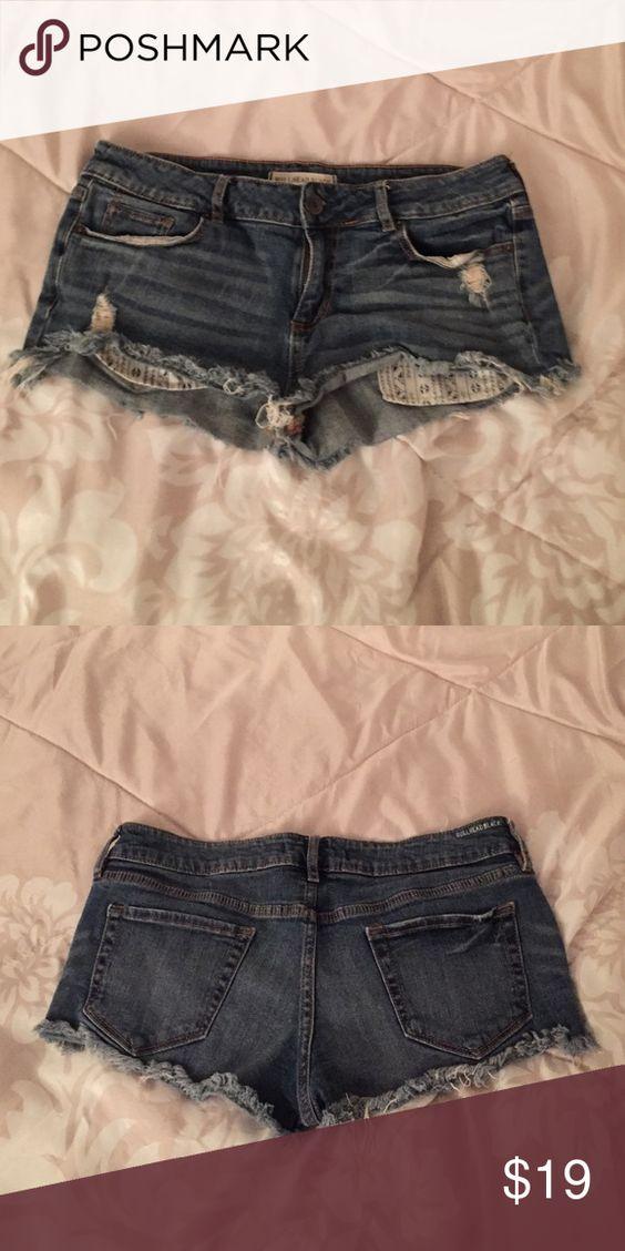 Bullhead shorts So cute Shorts Jean Shorts