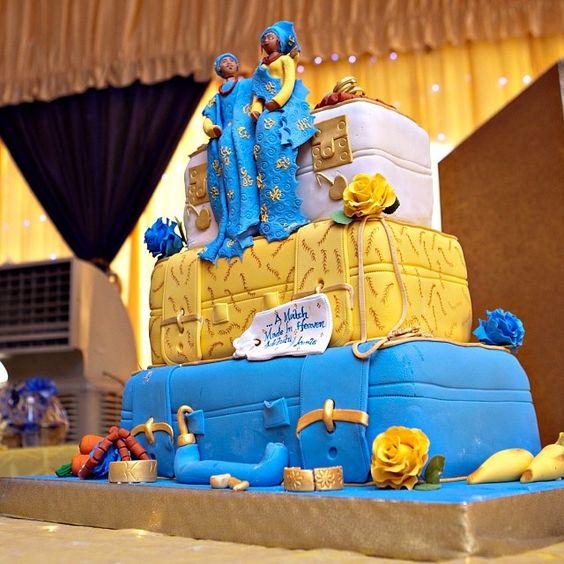 Buy Nigerian Cake Topper