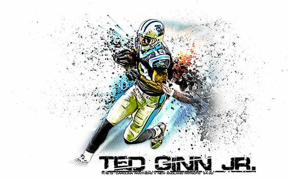 Cheap NFL Jerseys Sale - Ted Ginn Jr. | Carolina Panthers | Pinterest | Nu'est Jr