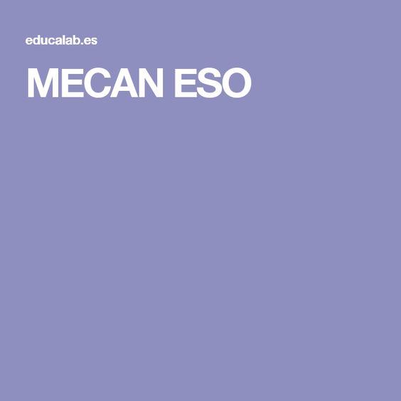MECAN ESO