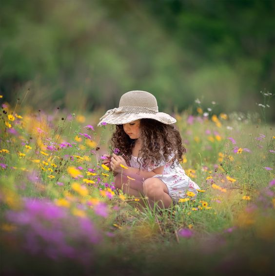 Simple Flower Field edit for (MAC)