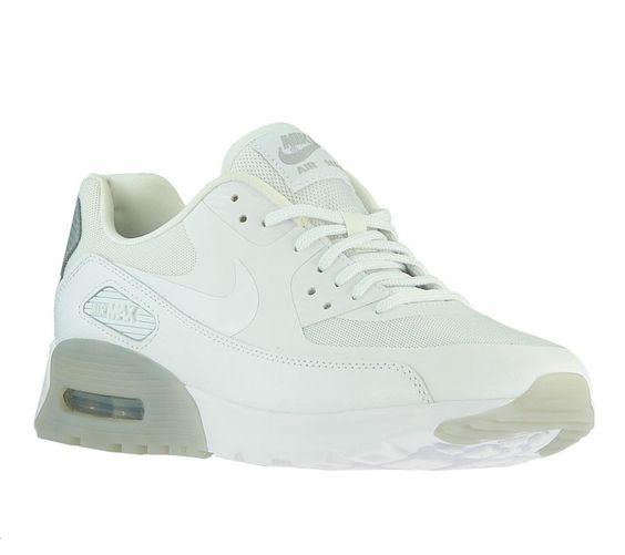 NIKE W Air Max 90 Ultra Essential Damen Sneaker Weiß 724981 100