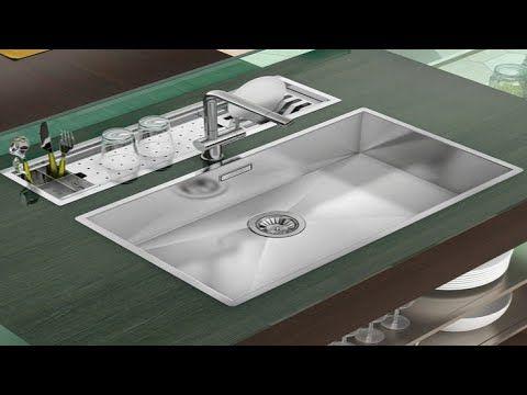 Best 50 Modern Kitchen Sink Design Ideas Kitchen Interior Design
