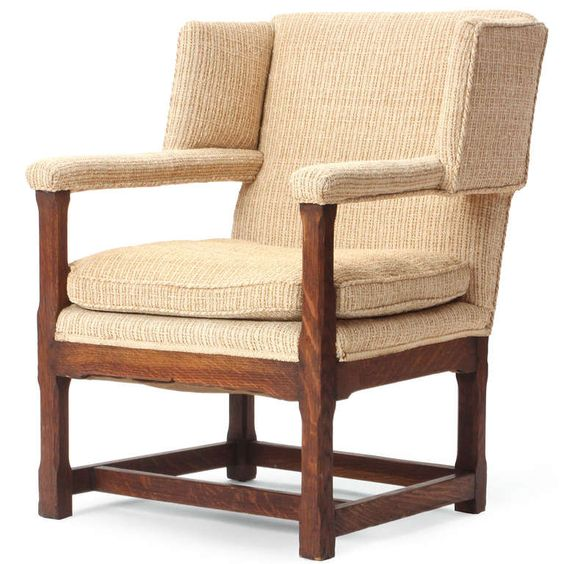 Winged Arm Chair image 3