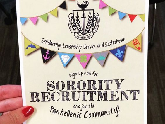 discover what sorority life is all about……