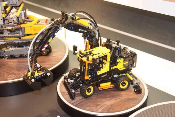 lego tecnic 2016 volvo bulldozer