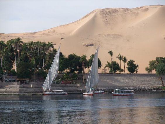 Aswan on the Nile