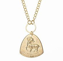 Emily Elizabeth Astrological Pendant, 50% Off, Lucky Breaks Price: $40 http://www.luckymag.com/blogs/luckyrightnow/2012/09/DOTD-Emily-Elizabeth-Astrological-Pendants