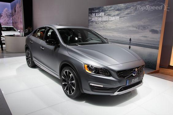 2016 volvo sedan   2016 Volvo S60 Cross Country picture - doc612897