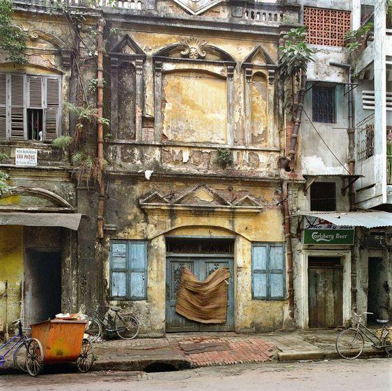 Hanoi 1985-2015 William E Crawford | alphahousing.vn