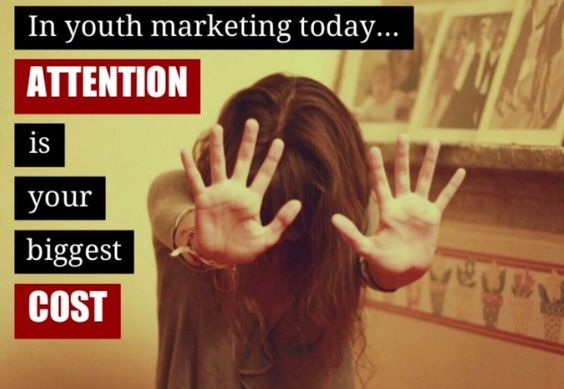 Youth Marketing & Buying Attentions