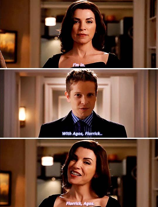 Pin On The Good Wife