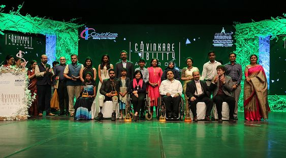 18thCavinKare Ability Awards honours five exemplary achievers with disabilities from across the country