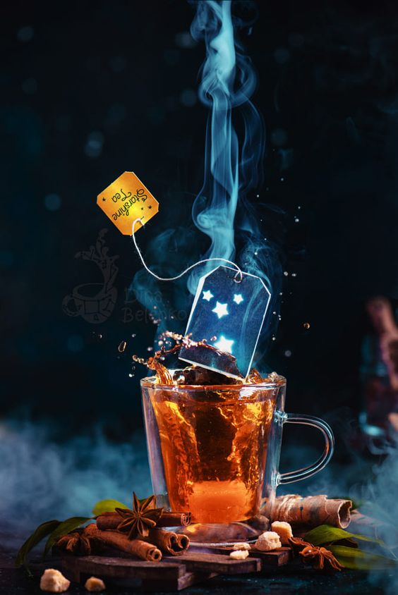 Starlight Tea by Dina Belenko on 500px