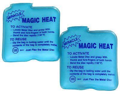 DIY Magic Heat