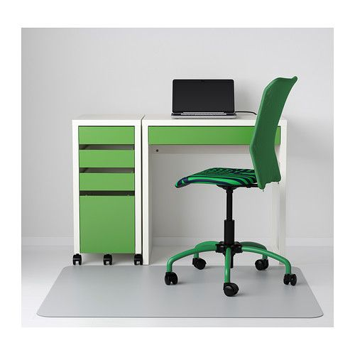 micke bureau blanc vert ikea mobilier pinterest the back micke desk and desks ikea. Black Bedroom Furniture Sets. Home Design Ideas