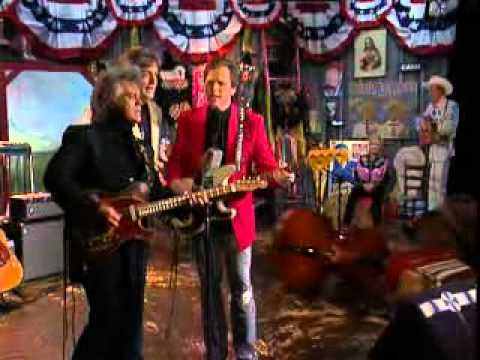 "Marty Stuart and His Fabulous Superlatives featuring ""Handsome"" Harry Stinson ~ ""Slow Train"" (""The Marty Stuart Show"")"
