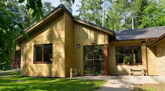 Woodland Lodge Center Parcs Woodland Lodges Lodge Centre Parks