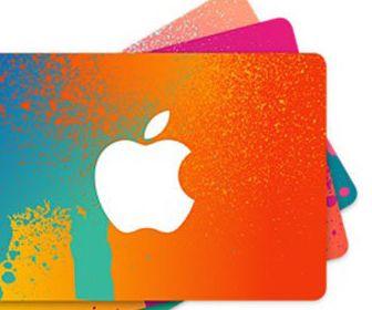 Gagnez Une Carte Cadeau Apple De 330 Carte Cadeau