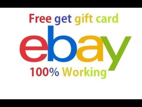 Free Ebay Gift Card How To Get Ebay Gift Card Code Gift Card Generator Free Gift Cards Online Ebay Gift