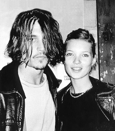 Johnny Depp and Kate Moss. http://www.dazeddigital.com/artsandculture/article/16677/1/dazed93-top-ten-cult-couples