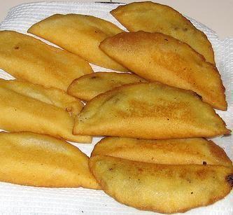 Empanadas (la mejor la de cazón!)