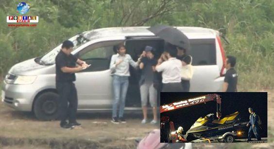 A promotoria acusa a brasileira de dirigir sem habilitação e ter provocado a morte de 2 crianças e ferimentos graves em mais 2 pessoas.
