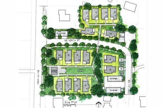 Image Result For Danielson Grove Pocket Neighborhood Tiny House Village Cluster House