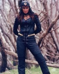Claire Stansfield as Alti on the show Xena Warrior Princess