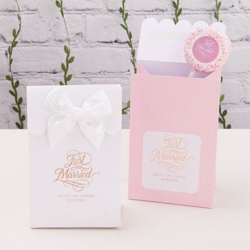 Most Popular Wedding Beau Coup Wedding In 2020 Bridal Shower Favors Wedding Shower Favors Personalized Wedding Shower Favors