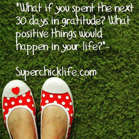 #30daysofgratitude #gratitude #grateful #magnificence #magic #superchicklife #powfirmations #superchicklife.com