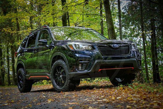 2019 Forester Sport Lp Aventure Edition Subaru Forester Subaru Subaru Forester Lifted
