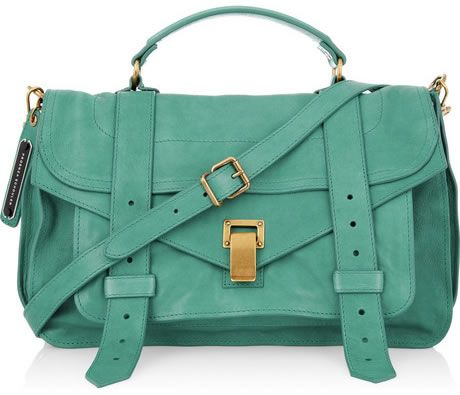 Proenza Schouler PS1...gorgeous, if only I had $1600 to spend on it