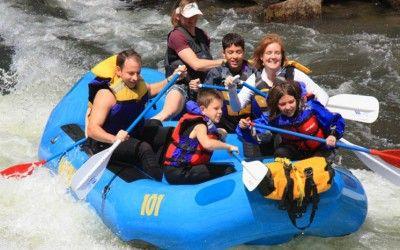 Guided Nantahala Rafting - Wildwater