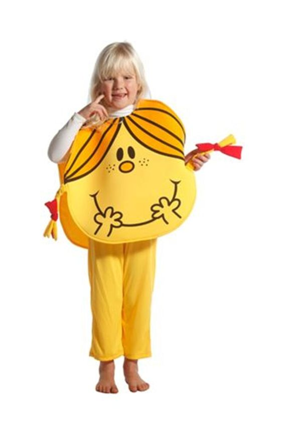 heres a ray of little miss sunshine for book week - Little Miss Sunshine Halloween Costume