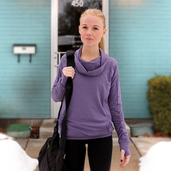 Unwind Pullover from www.albionfit.com