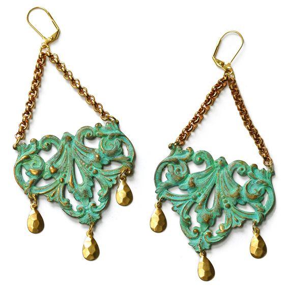 Vessigny Earrings