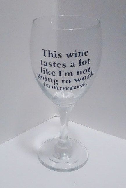 Retirement gifts, Retirement and Wine glass on Pinterest