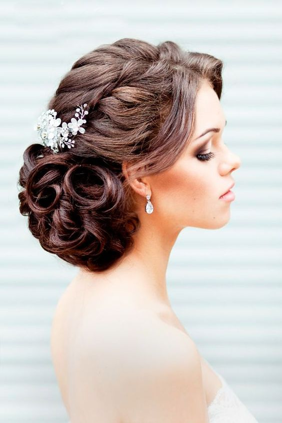 36 enchanting wedding updos updos wedding hairstyles and 36 enchanting wedding updos updos wedding hairstyles and hairstyles for weddings urmus Gallery