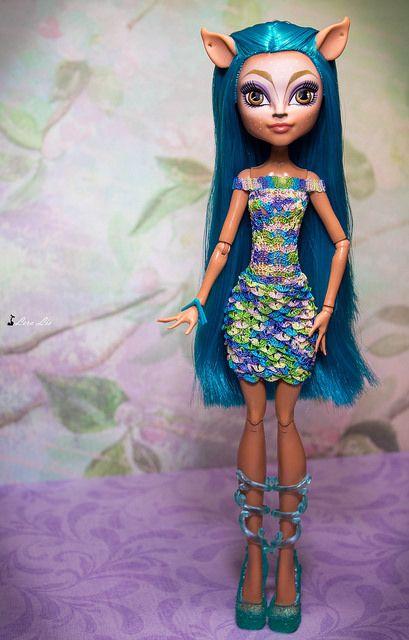 PlayDolls.ru - Играем в куклы: Лера Лис: Потайная дверь в мою игровую. (22/22)